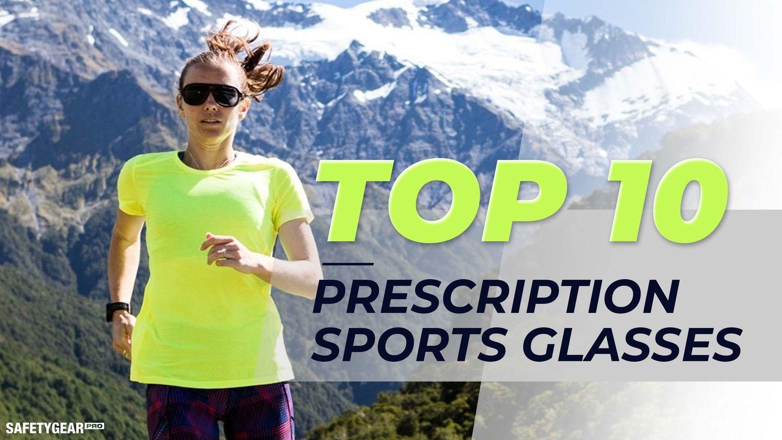 Top 10 Prescription Sports Glasses Header