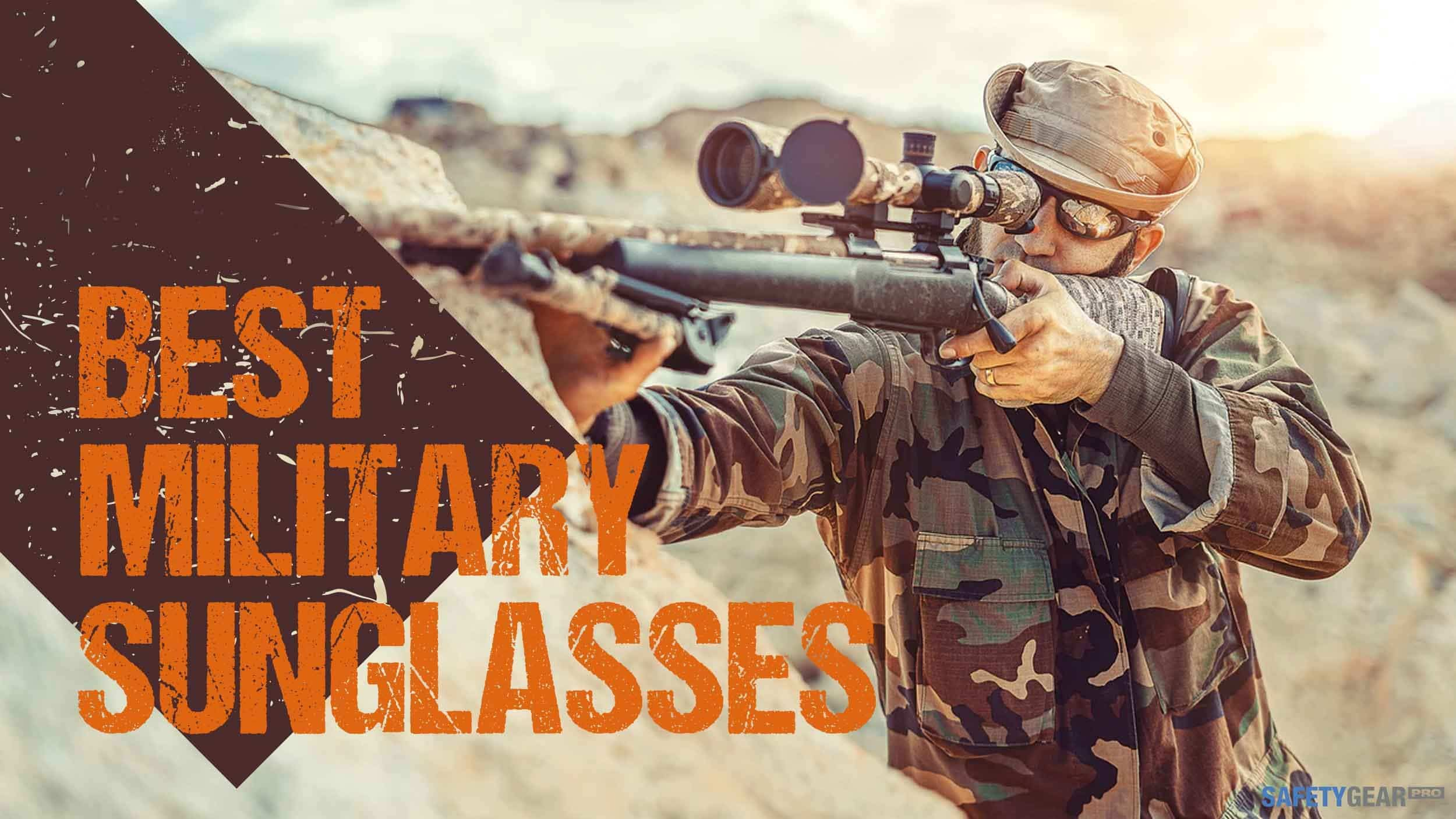 Military Grade Sunglasses Header