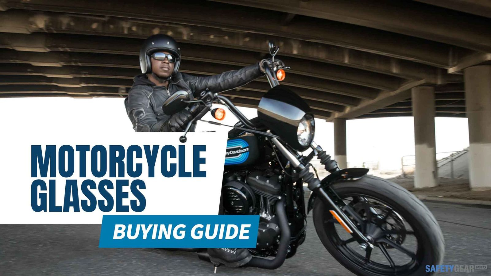 : Motorcycle Glasses Buying Guide Header