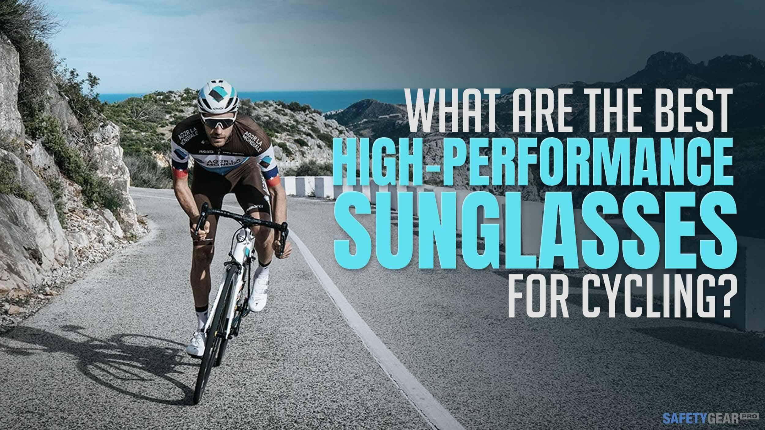 Cycling Glasses Header