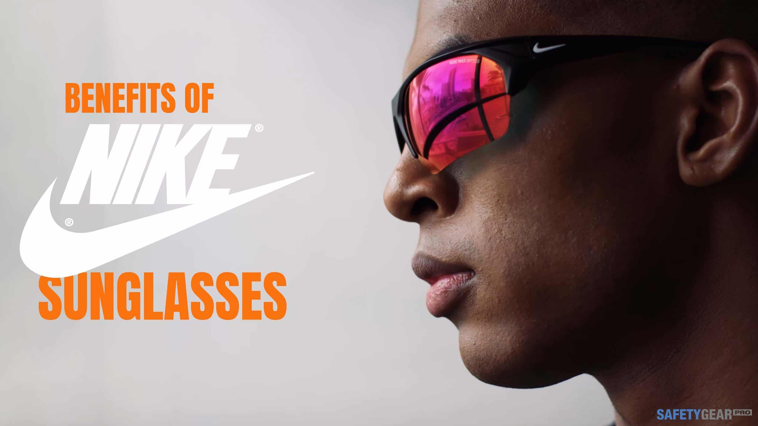 Benefits of Nike Glasses Header