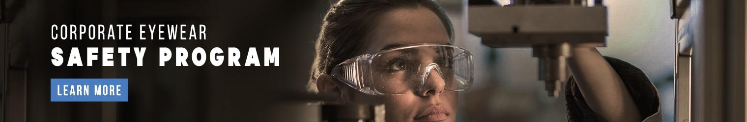 Corporate Eyewear Safety Program