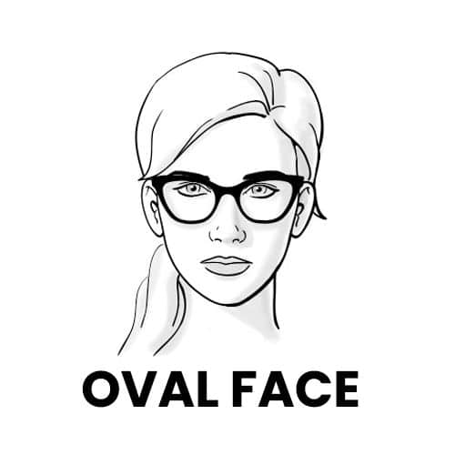 Ray-Bans for Oval Face Shape