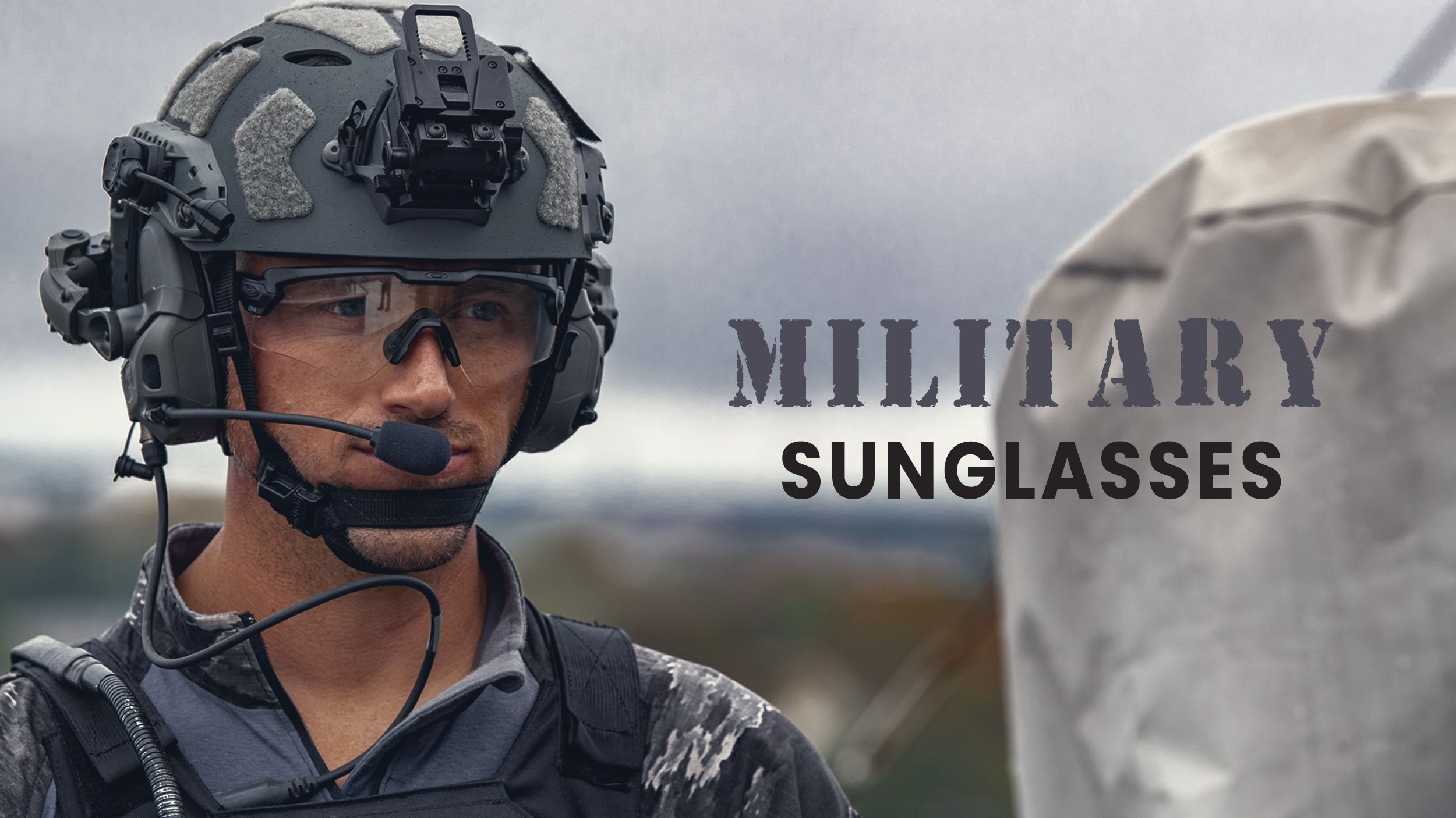 How To Buy Ballistic Military Sunglasses Header