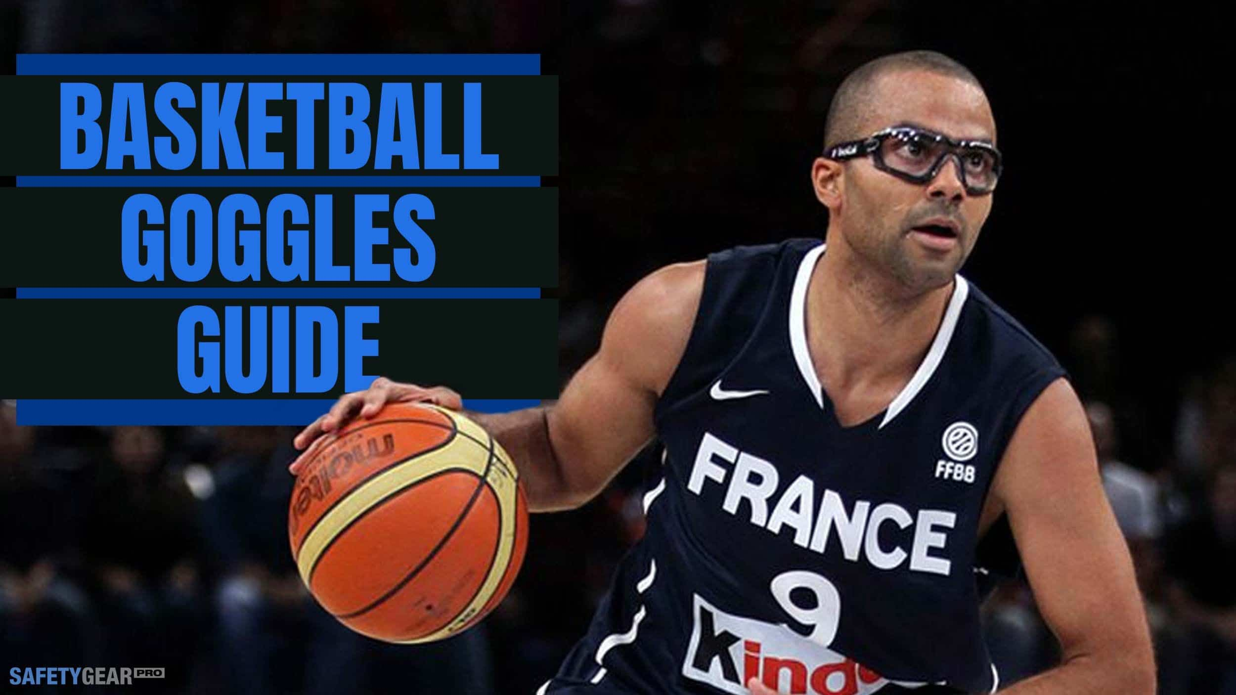 A Basketball Goggles Buyer's Guide Header