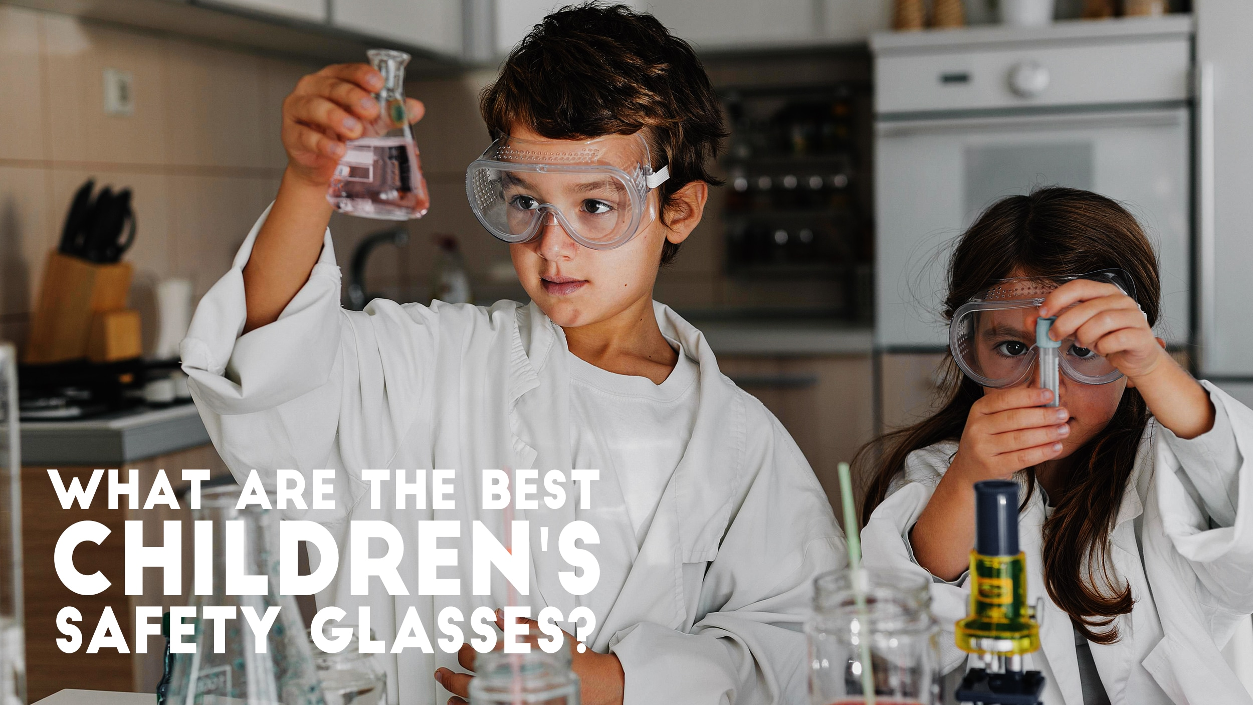 How To Find the Best Children's Safety Glasses Header