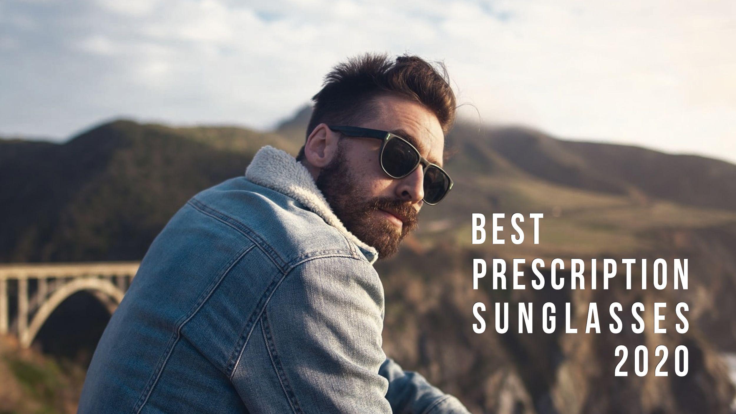 Best Prescription Sunglasses of 2020 Header