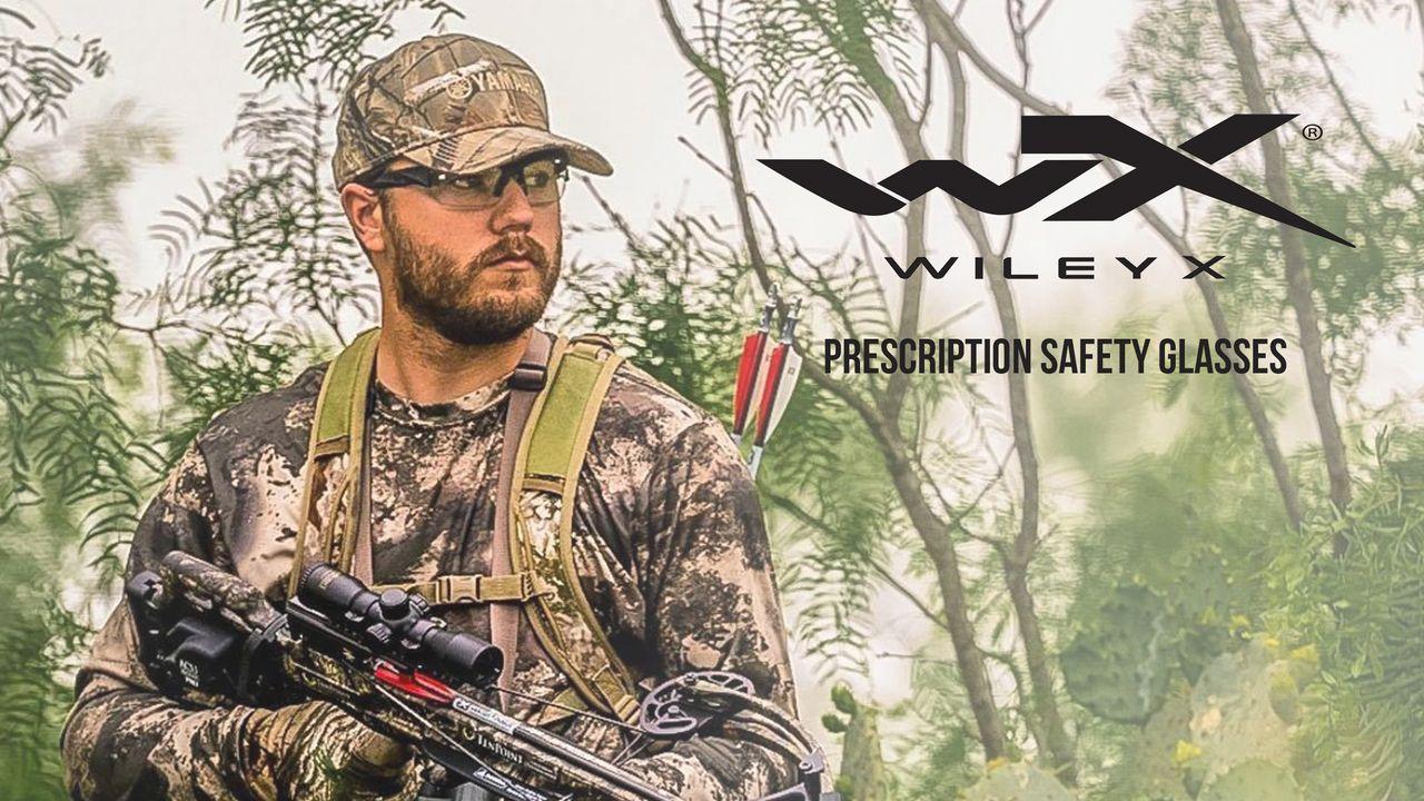 Wiley X Prescription Safety Glasses Header