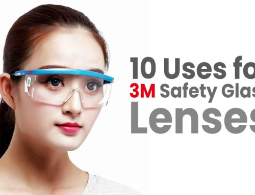 7 Situations in Which You Need 3M Safety Glasses