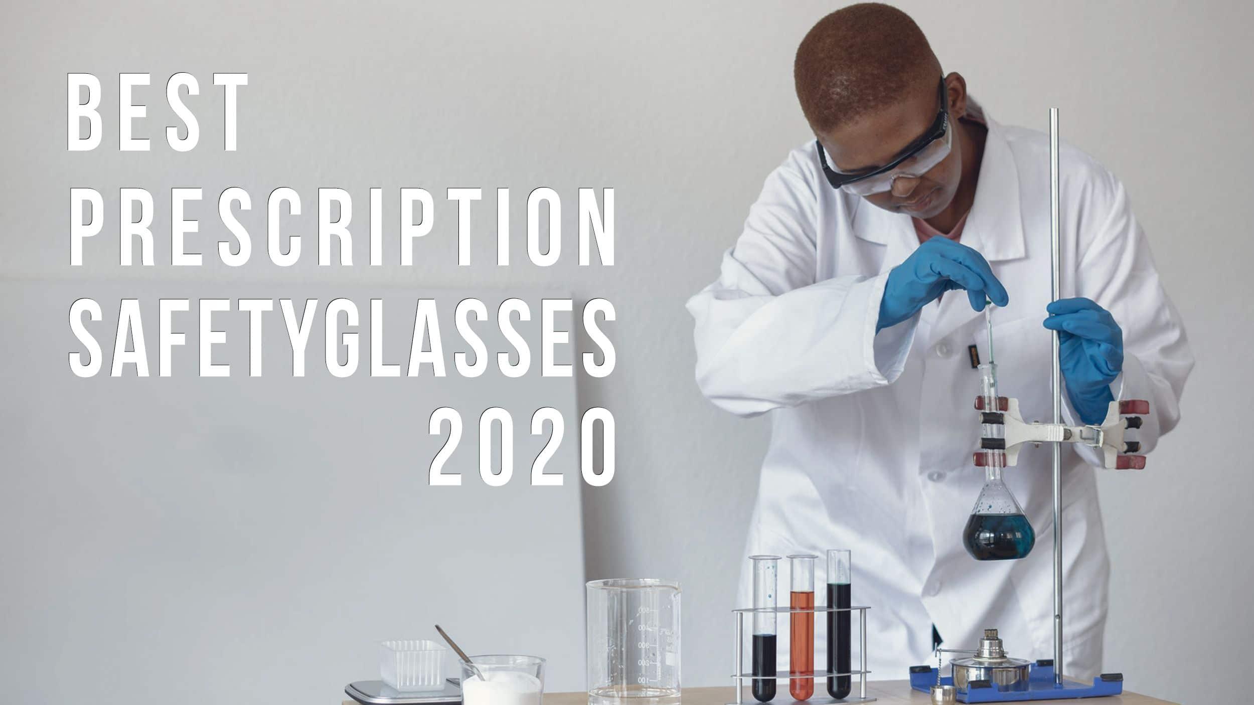Best Safety Glasses of 2020 Header