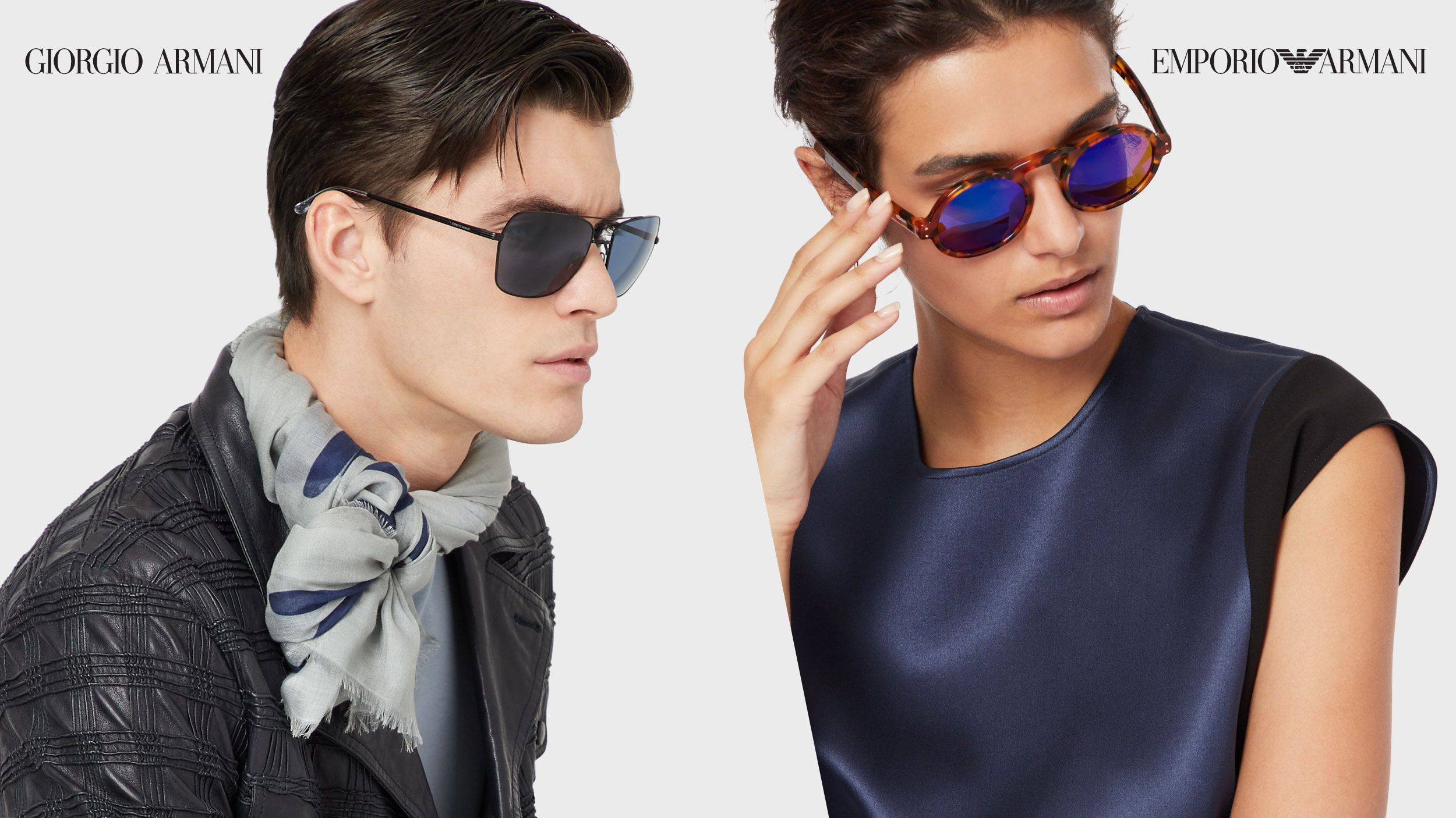 Armani Glasses: Everything You Need To Know Header