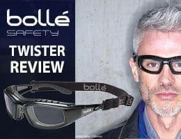 Bolle Prescription Safety Glasses Header