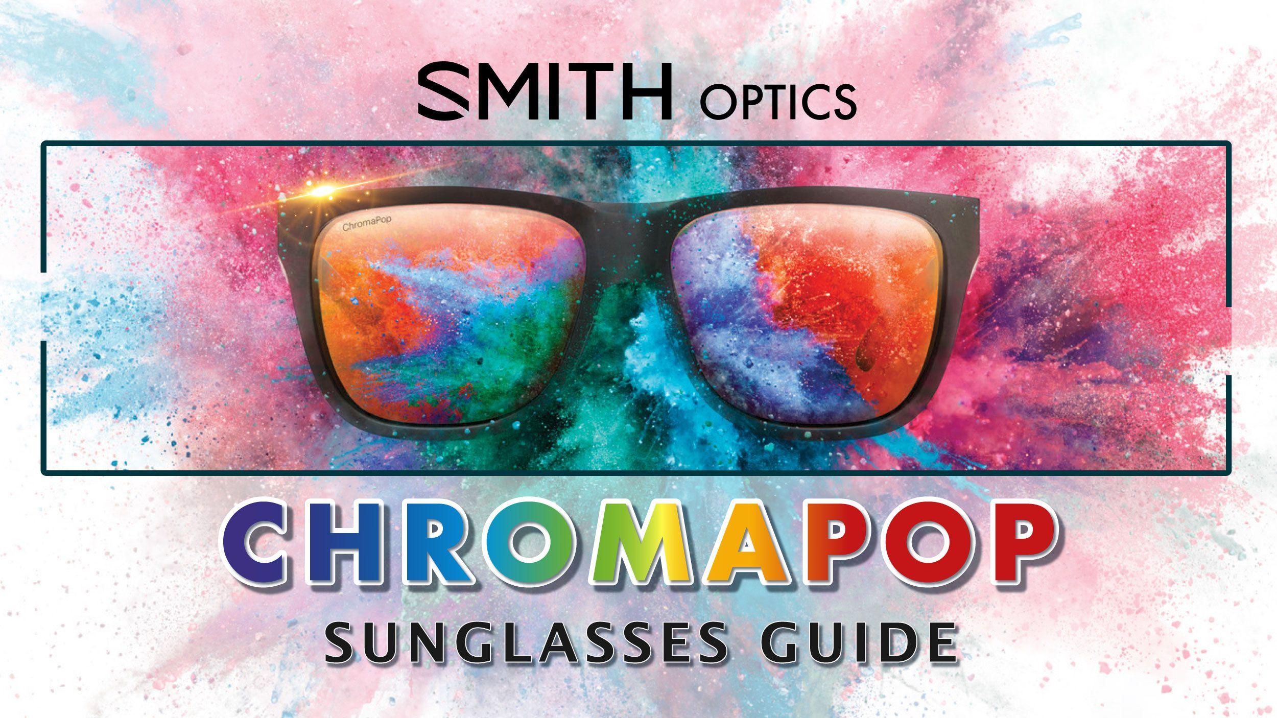 Smith Optics: ChromaPop Sunglasses Guide Header