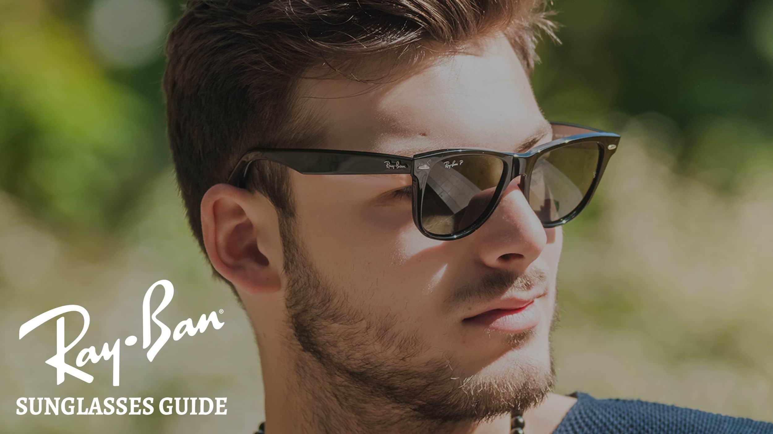 Ray-Ban Sunglasses Header