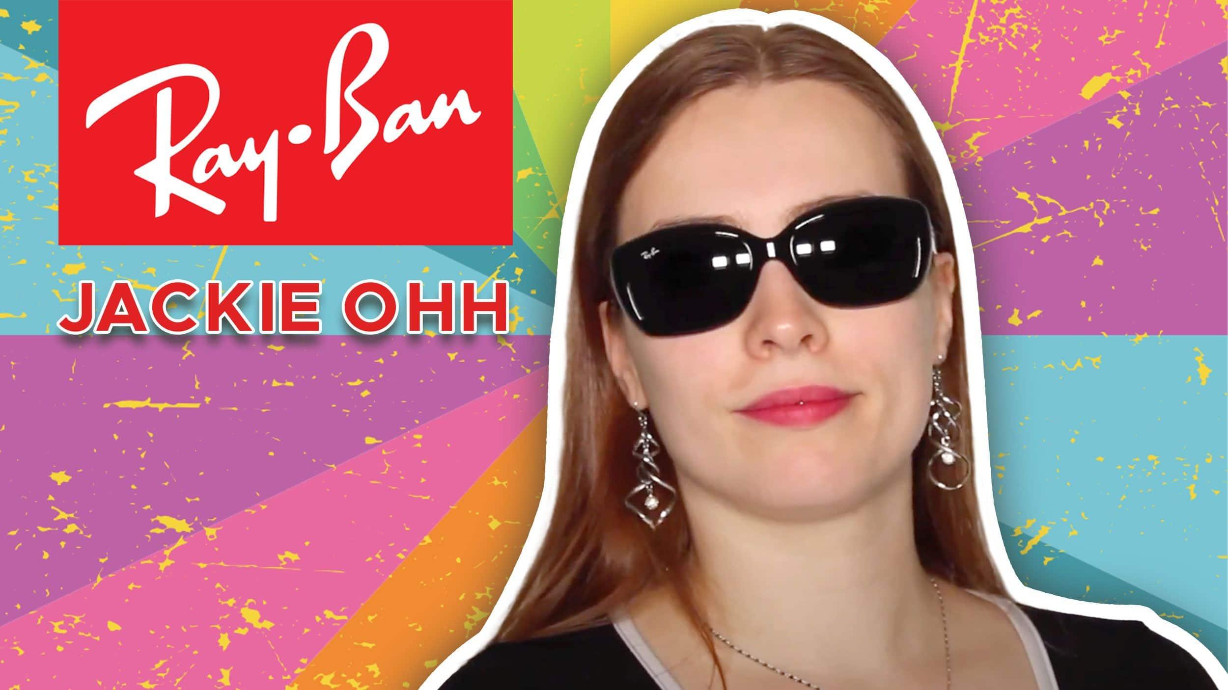 Ray Ban Jackie Ohh Sunglasses Header
