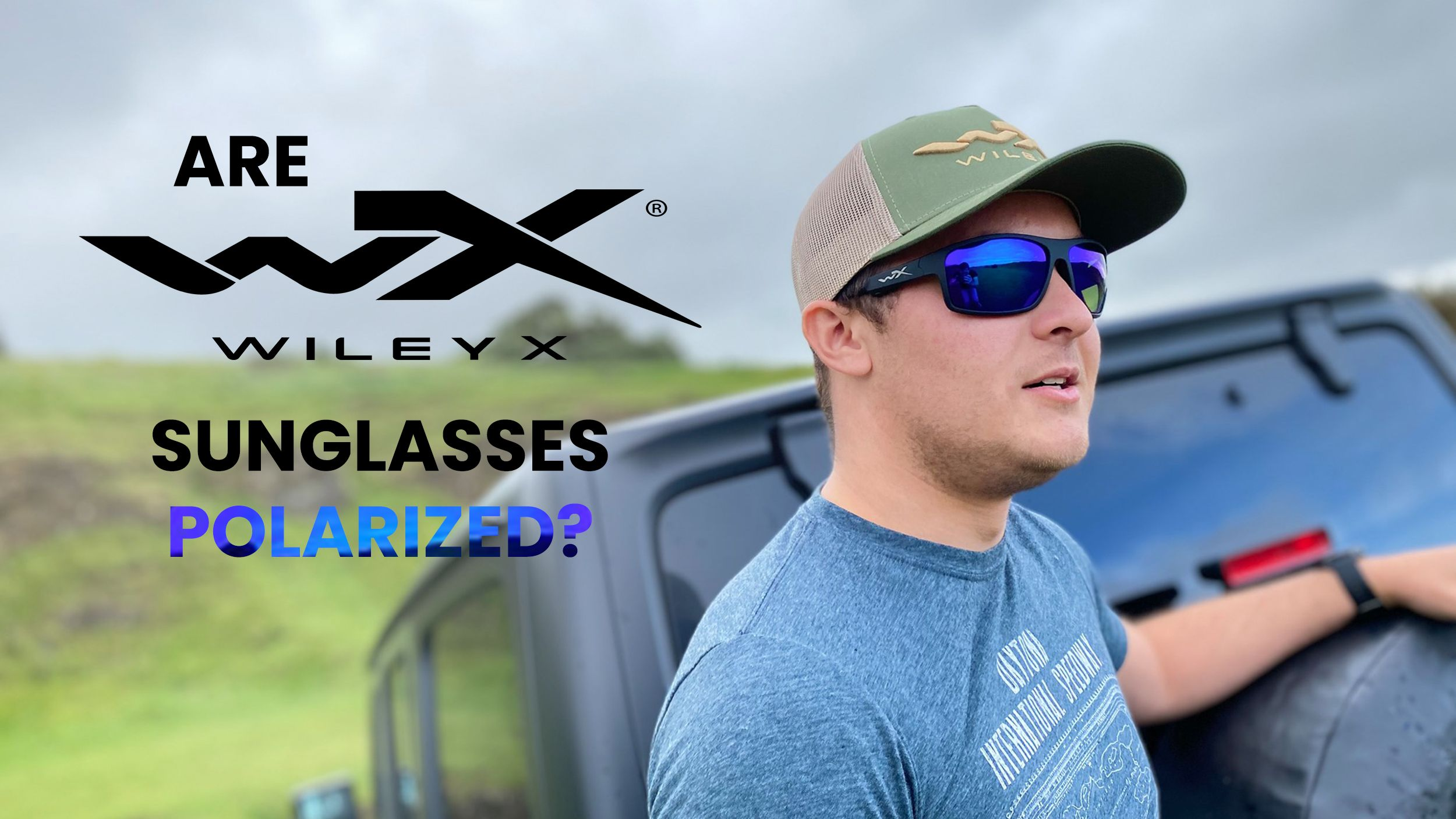 Wiley X Sunglasses Header