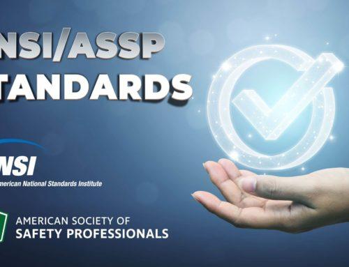 ANSI/ASSP Standards