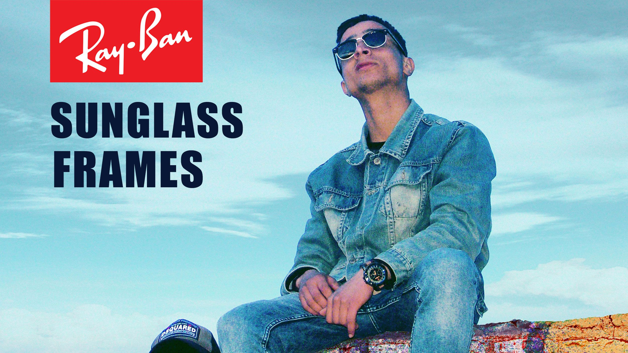 Find the Right Ray-Ban Sunglass Frames Header